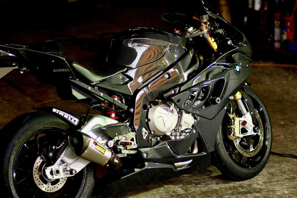 バイクコーティング BMW・S1000RR