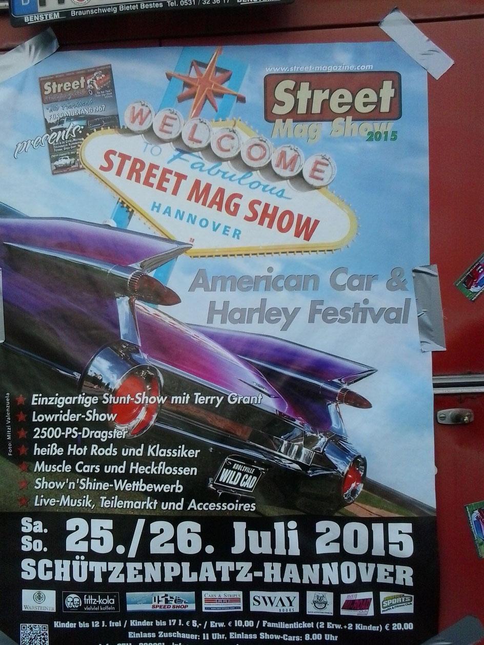 Bild: Street Mag Show Hannover