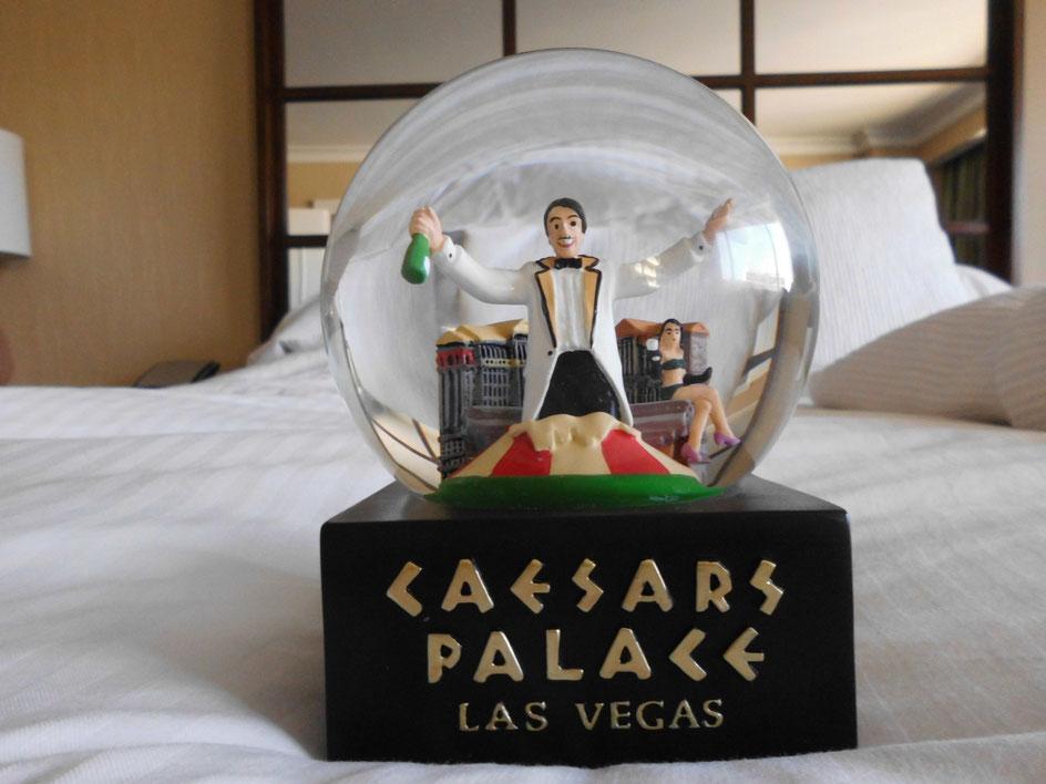 Bild: Suite im Ceasars Palace Las Vegas