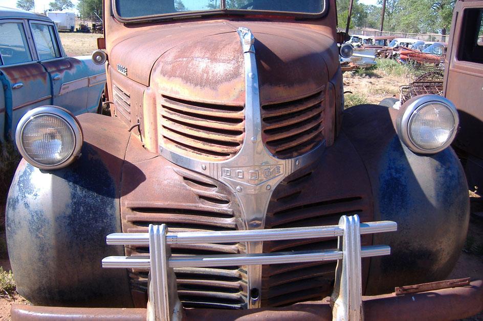 Bild: Dodge Oldtimer