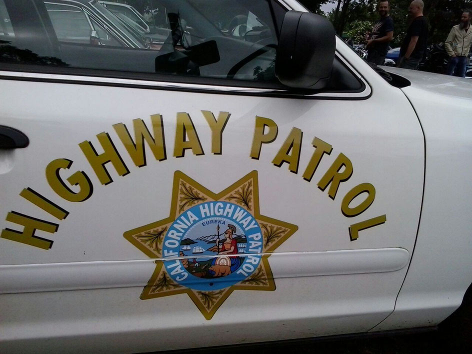 Bild: Highway Patrol, California Eureka