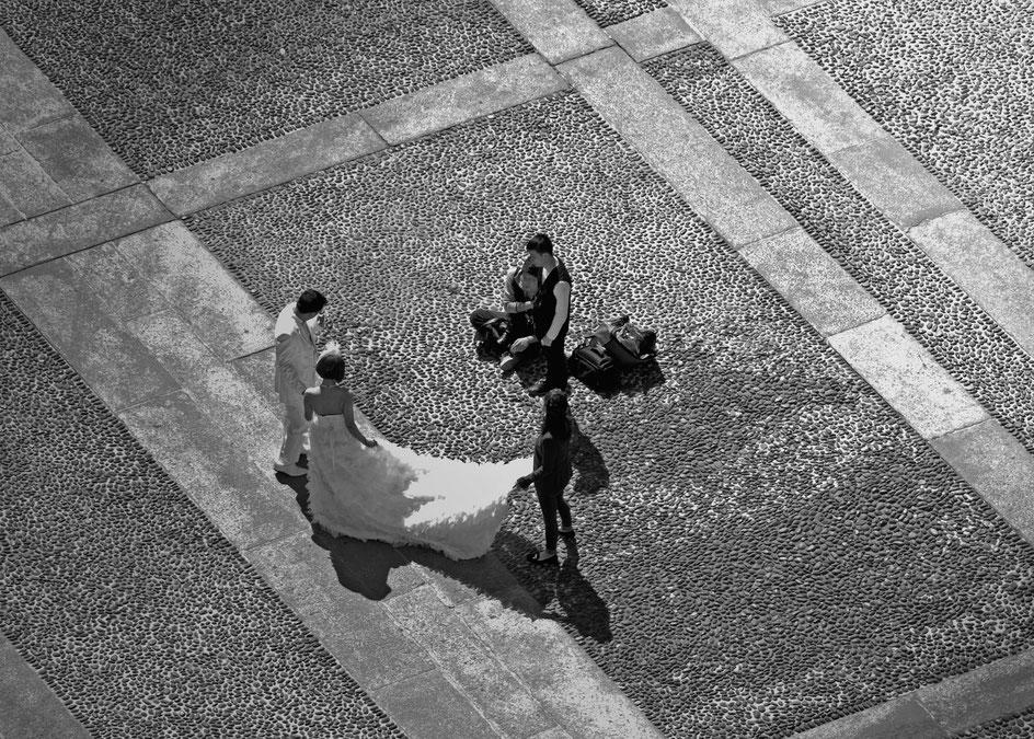 Platz 9: the wedding shooting 75 (+12)