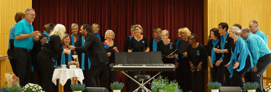 "Pop-, Jazz- und Gospelchor ""Blue Notes"""