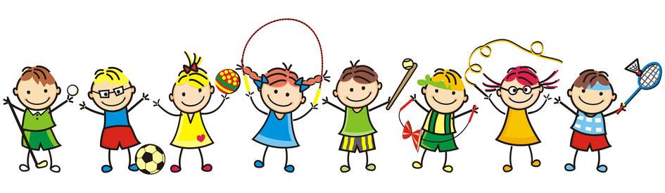 Kindergarten Rietz, wir starten am 04. September 2017