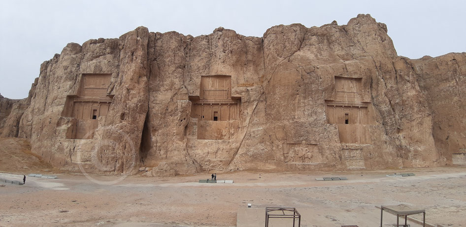 Naqsh-e Rustam - Fars, Iran