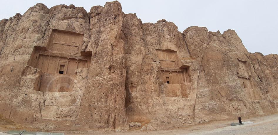 Naqsh-e Rustam - Iran