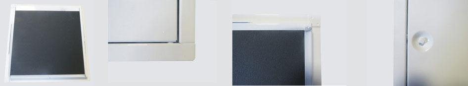 Heika-Softline Hermetik avec clé carrée