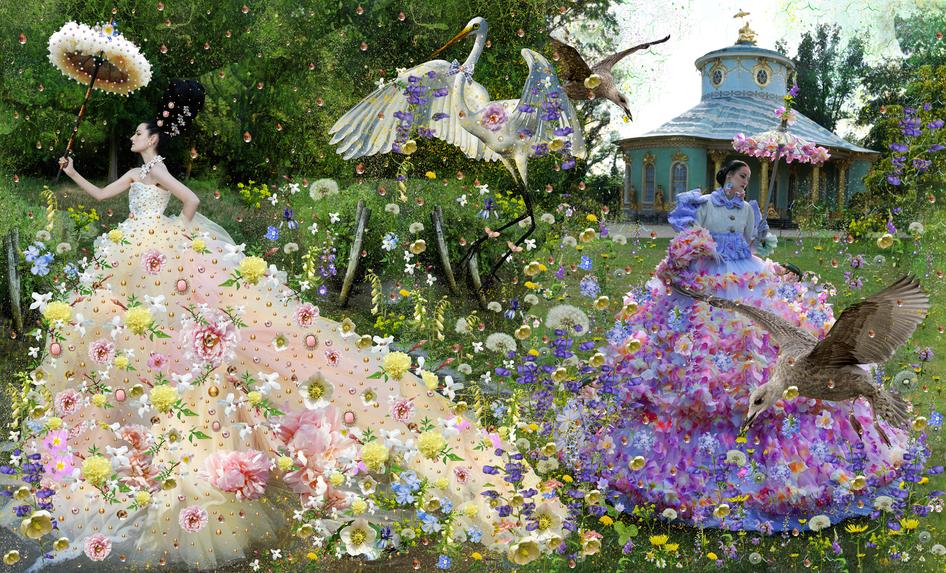 Giardino di arte tina cassati - Arte e giardino ...