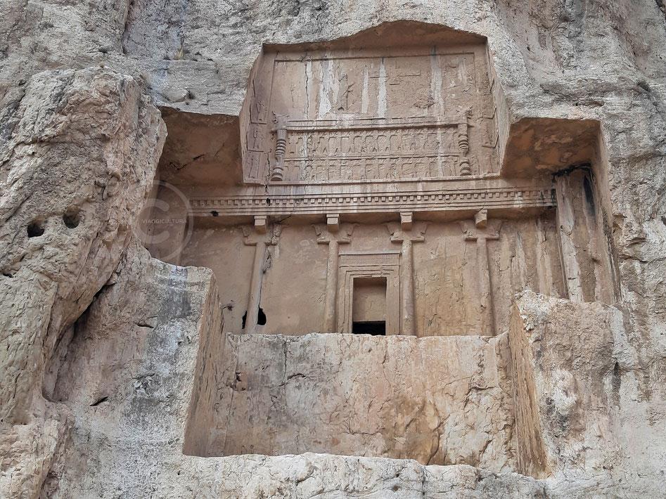 Tomba di Dario I, Naqsh-e Rustam - Iran