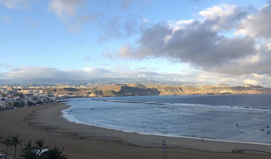 Las Palmas, Gran Canaria, Berghuhn