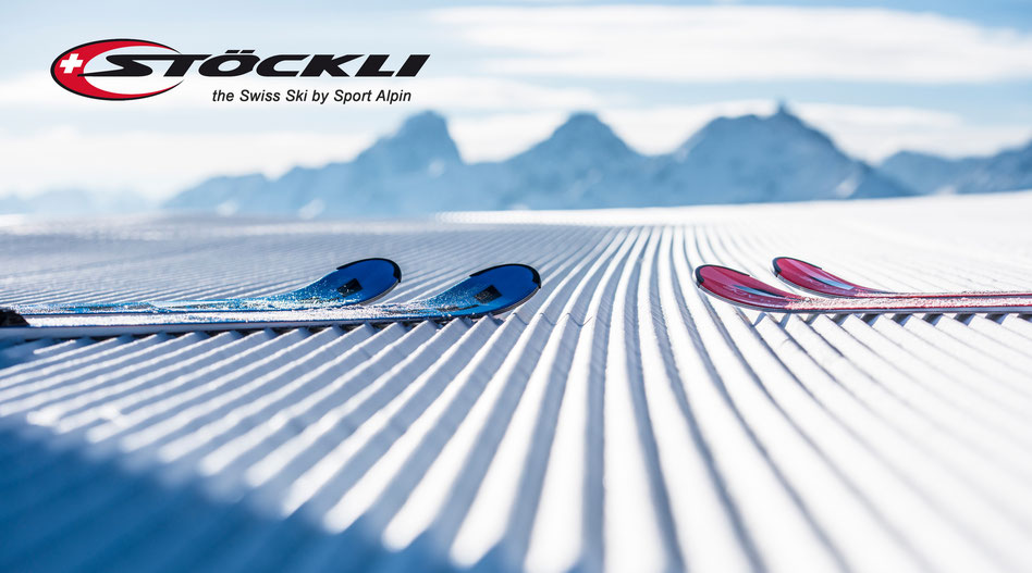 Stöckli the Swiss Ski - by Sport Alpin Werfenweng