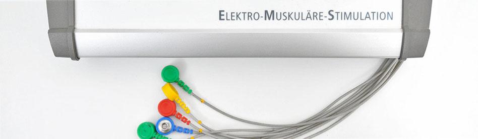 Cosmetic-Institut Pein – Elektro-Muskuläre-Stimulation