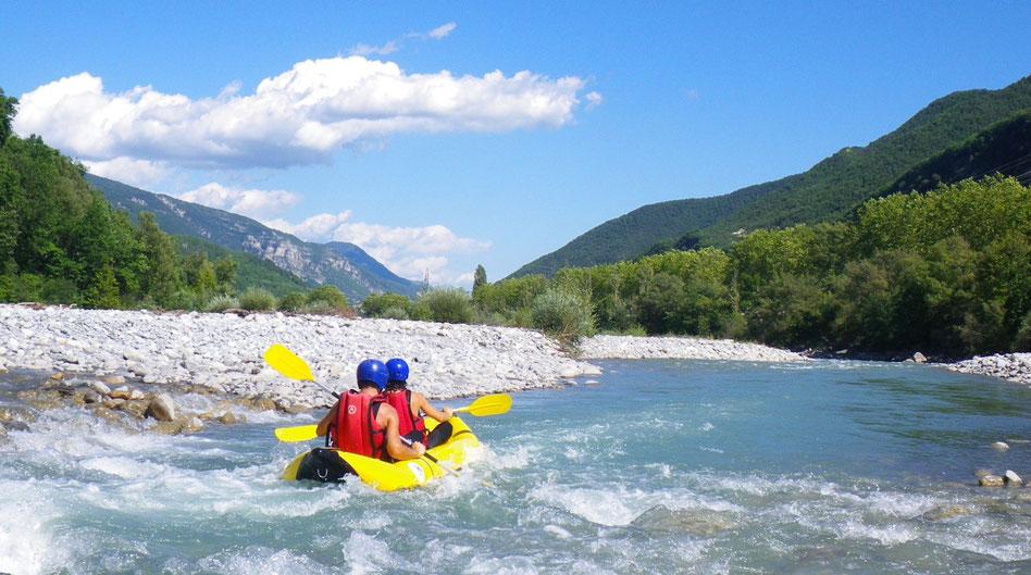 Canoe Kayak Famille Nice
