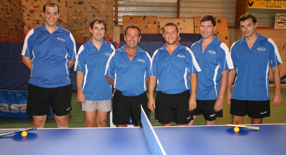 Equipe Régionale 2009-10
