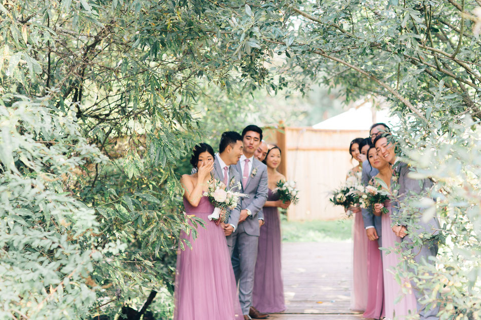 Stephanie Roseanne Design Bridal Party