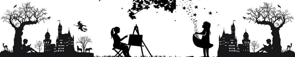 Kaleidoskop der Künste: Gemeinsame Angebote von Erzählkunst, bildender Kunst und Musik