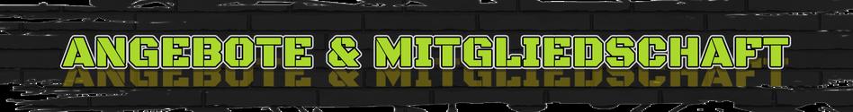 Banner Seite Angebote & Mitgliedschaften - Fitnessstudio & Kampfsportschule in Friesoythe