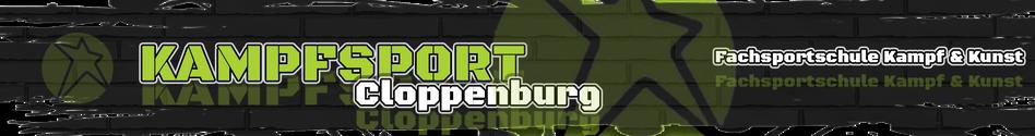 Banner Seite Kampfsport - Kampfsportschule in Cloppenburg