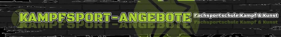 SEITE ANGEBOTsÜBERSICHT - Banner zur Seite Kampfsport Angebot Friesoythe
