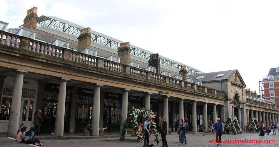 Die 10 besten Flohmärkte in London: Covent Garden