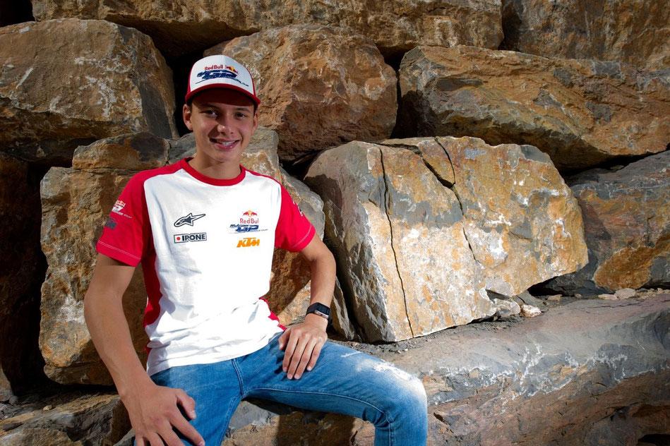 Soviel Zeit muss sein. Kleines Fotoshooting mit Bo Bendsneyder in Aragon.