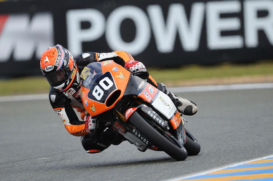 Bo Bendsneyder fuhr 2015 auch in der spanischen Moto3 CEV mit