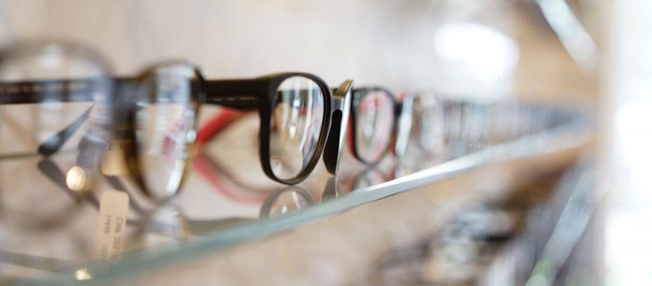 unsere Brillen