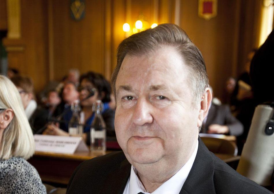 Michel Potelet. Crédit photo : Conseil départemental de l'Aisne