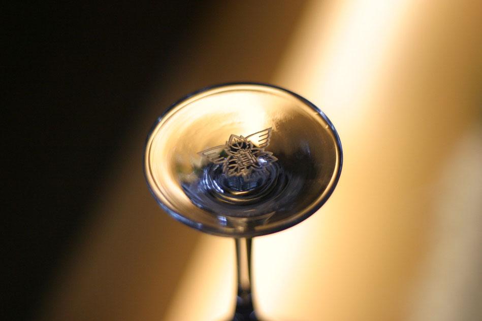 ペアワイングラス 名入れ彫刻 結婚祝い
