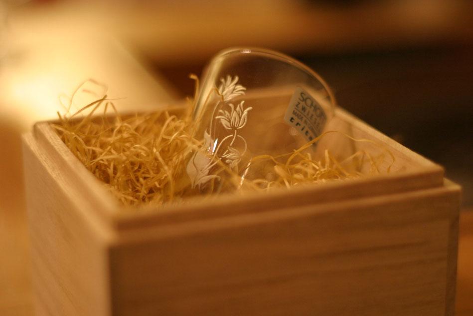 ZWIESELクリスタルスピリッツグラス名入れ彫刻 誕生日プレゼント