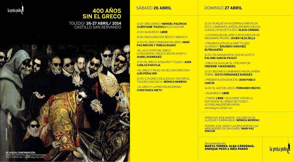 Buscando a Diego, Charla sobre el Pintor y Dorador Diego de Aguilar 16 04 2014