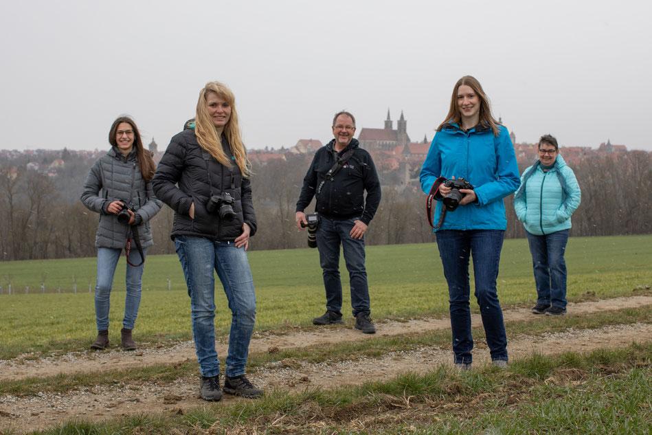 Vorstandschaft Fotoclub Rothenburg