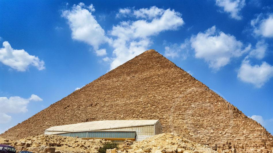 Museo della Barca Solare di Cheope, Giza