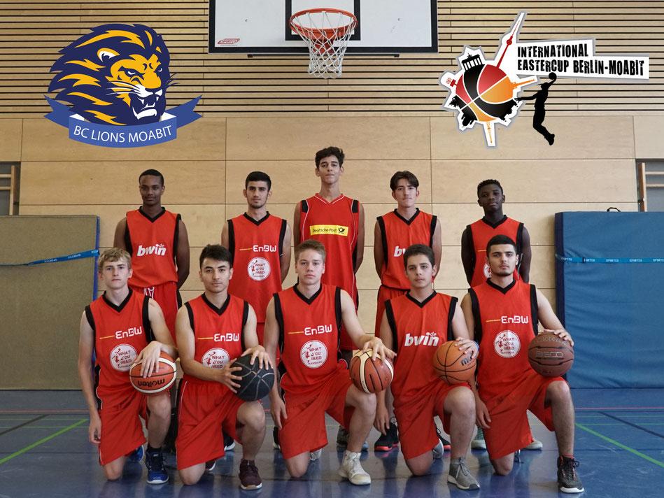 U18 Boys Saison 2018/2019