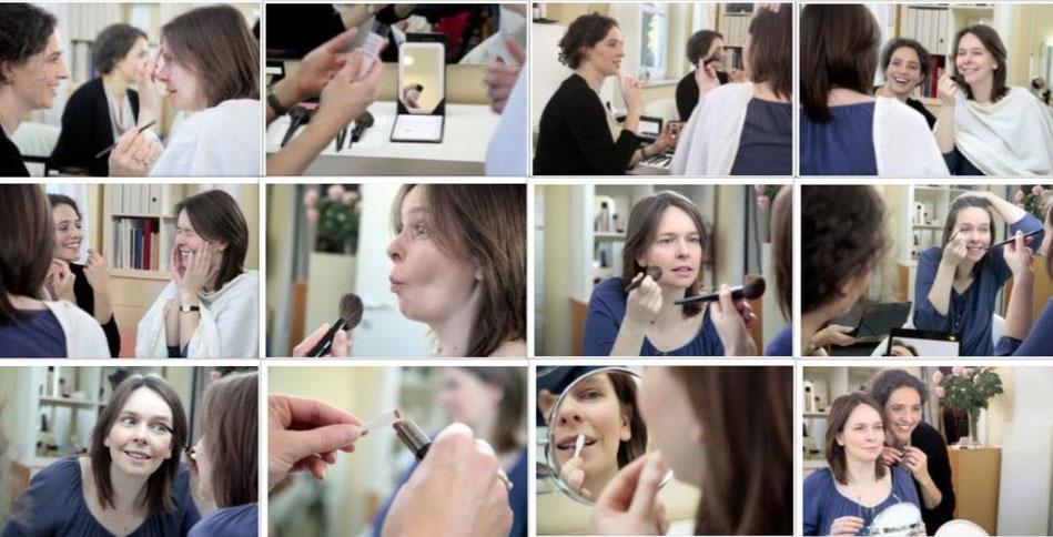 Charlotte Wilisch - Hochwertige Hautpflege und Make-up hier einfach bestellen - Online Shop - Workshops für Make-up und Schminken, Tagesmake-up Abend-Make-up für Brillenträger