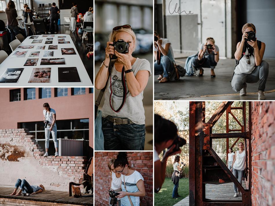 Fotoworkshop für Frauen in  Vaihingen und Ludwigsburg. Grundlagenkurs digitale Fotografie für Frauen.
