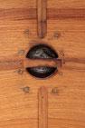 ars scutae escudo romano scutum imperial escudo rectangular scutum rectangular roble laminado umbo hierro pintura caseina empuñadura asa manija remaches