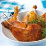 Pute und Huhn