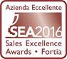 Logo Azienda Eccellente 2016, Sales Excellence Awards