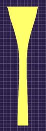 ホルンマウスピース バック7 カップ・バックボア形状