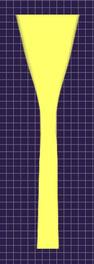 Paxman パックスマン  カップ: 4C    カップ・バックボア形状
