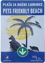 MAG Lifestyle Magazin Kroatien Dalmatien Urlaub Reisen Adria Haustiere Hunde Katze haustierfreundlicher Strand