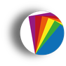 Das Art Leporello ist in verschiedenen Farben erhältlich.