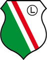 Legia Warszawa Logo Wappen Warschau