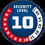 ABUS Faltschloss Bordo Alarm 6000A Security Level 10 für e-Bikes und Pedelecs