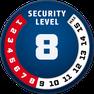 ABUS Bügelschloss 440 Alarm Security Level 8 für e-Bikes und Pedelecs