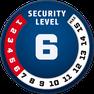ABUS Kabelschloss IVERA Cable 7220 Security Level 6 für e-Bikes und Pedelecs