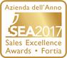Logo Azienda dell'Anno 2017, Sales Excellence Awards