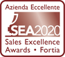 Logo Azienda Eccellente 2019, Sales Excellence Awards