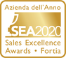Logo Azienda dell'Anno 2019, Sales Excellence Awards